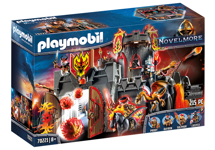 Playmobil Novelmore 3