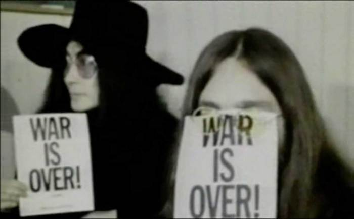 WAR IS OVER! (If You Want It) 7