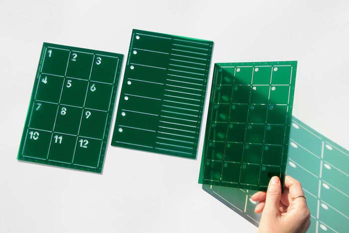 Calendar Ruler 7