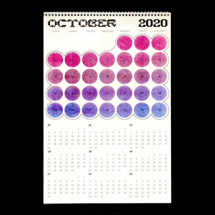 3,650 Days Calendar 4