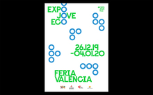 Expojove Valencia poster
