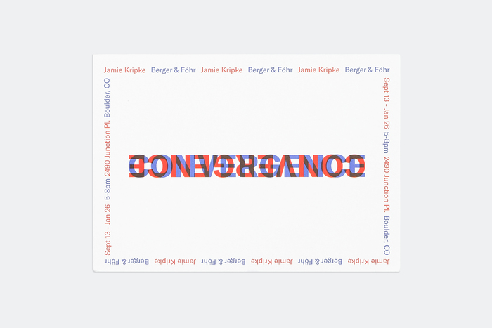 Convergence 1