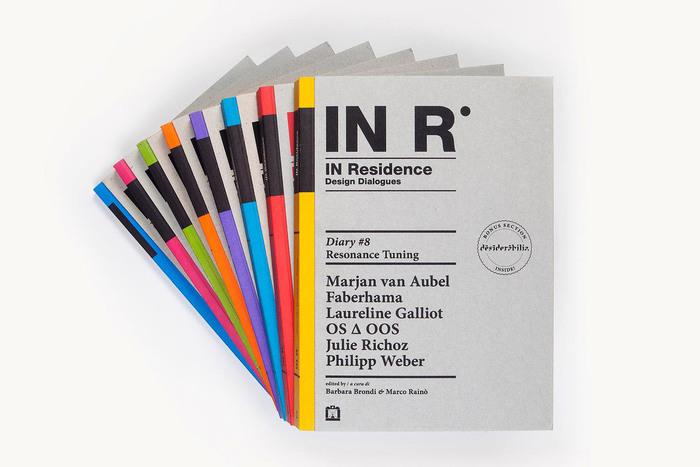 IN Residence, Diaries 1