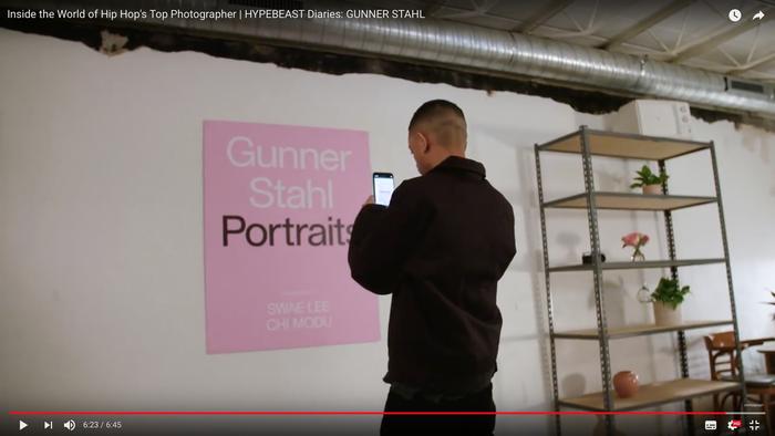 Gunner Stahl: Portraits 4