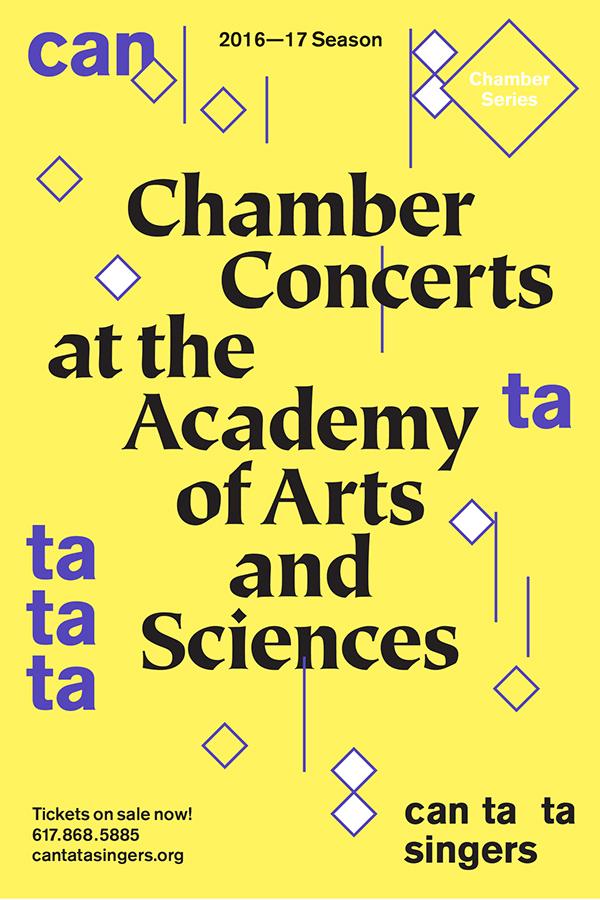 Cantata Singers branding 10