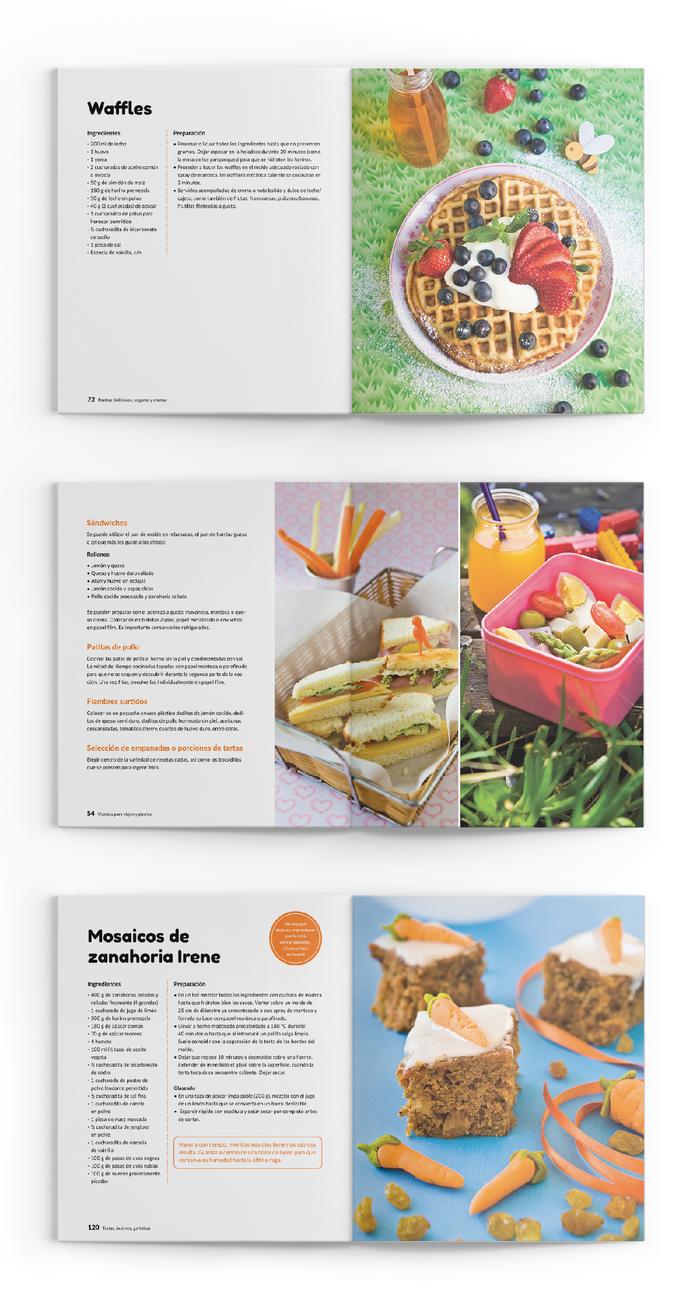 Cocina sin gluten para niños by Dolly Walsh 3