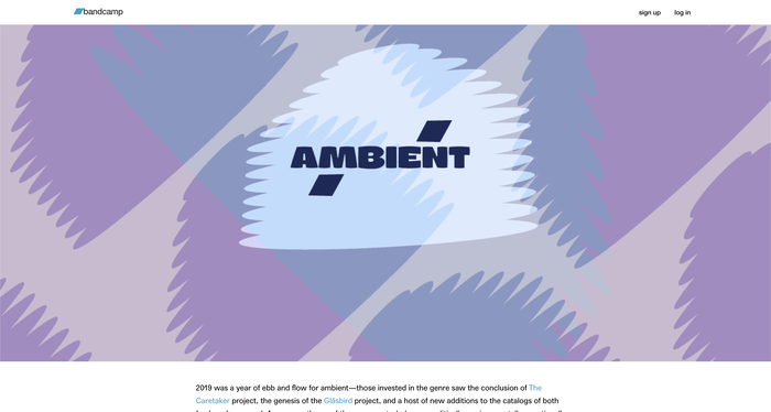 The Best Ambient Releases of 2019.