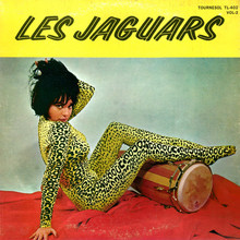 Les Jaguars – <cite>Vol. 2</cite> album art
