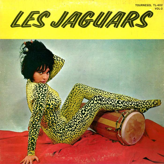 Les Jaguars – Vol. 2 album art 1