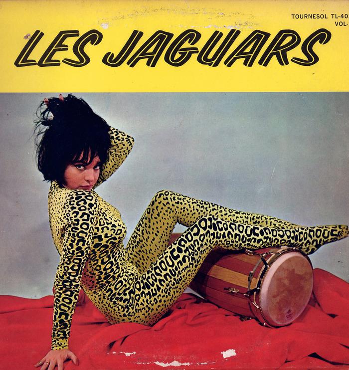Les Jaguars – Vol. 2 album art 3