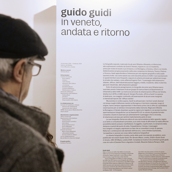 Guido Guidi. In Veneto, andata e ritorno 3