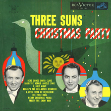 <cite>Christmas Party</cite> by The Three Suns