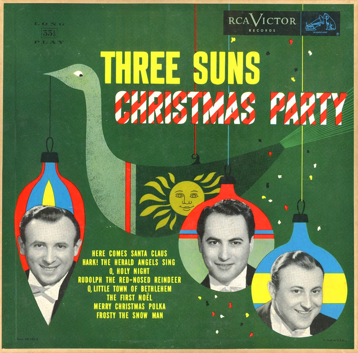 Christmas Party by The Three Suns
