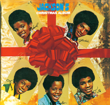 The Jackson 5 – <cite>Jackson 5 Christmas Album</cite>