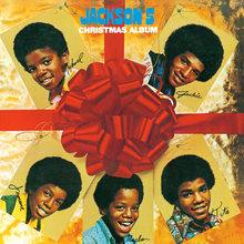 <cite>Jackson 5 Christmas Album</cite> by The Jackson 5