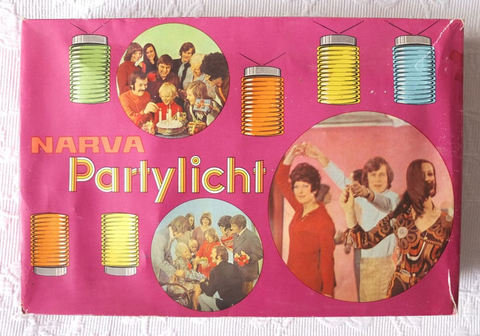 Narva Partylicht (1977 and 1987) 1
