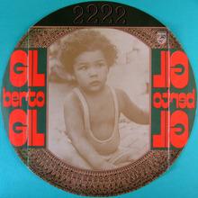 Gilberto Gil —<cite> Expresso 2222</cite> album art