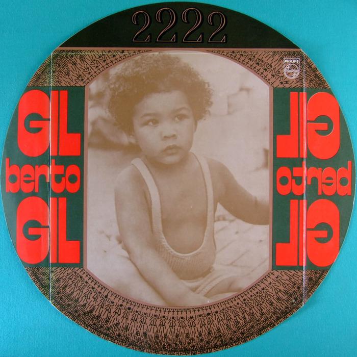 Gilberto Gil — Expresso 2222 album art 1