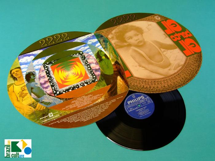 Gilberto Gil — Expresso 2222 album art 5