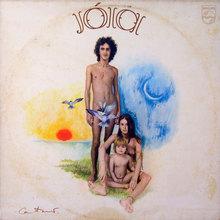 Caetano Veloso — <cite>Jóia</cite> album art