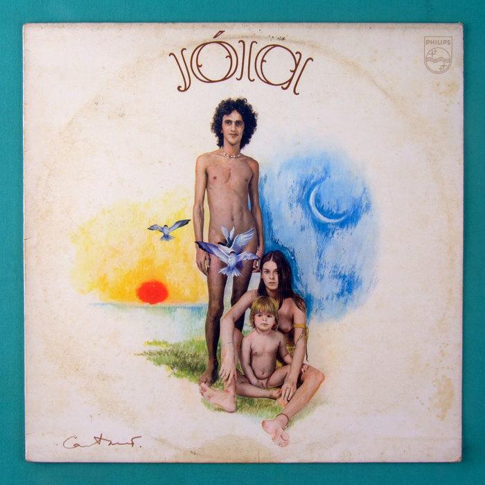 Caetano Veloso — Jóia album art 1