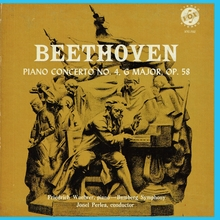 "Friedrich Wührer, Bamberger Symphoniker<cite> – Beethoven: Piano Concerto No.<span class=""nbsp"">&nbsp;</span>4, G<span class=""nbsp"">&nbsp;</span>Major, Op.</cite><span class=""nbsp""><cite> 58</cite> album art</span>"