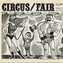 <cite>Clip Books of Line Art</cite>, Volk (1963)