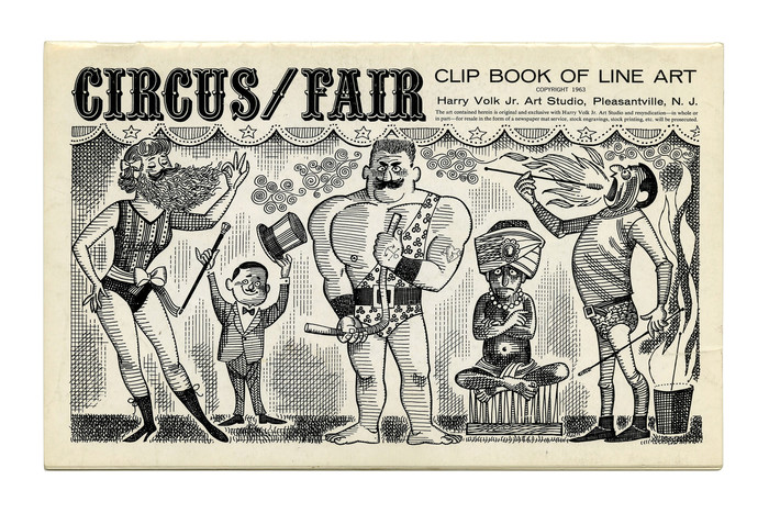 """Circus/Fair"" (No. 362), ft. ,  breit halbfett, , and ."