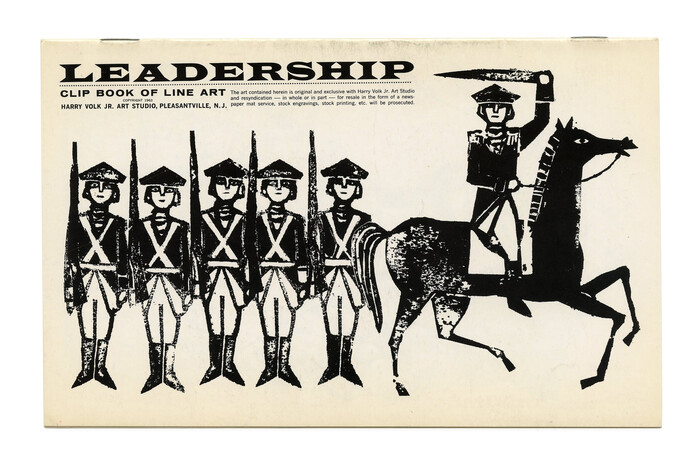 """""""Leadership"""" (No. 114) ft.  with  breit dreiviertelfett and ."""