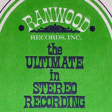 Ranwood Records logo
