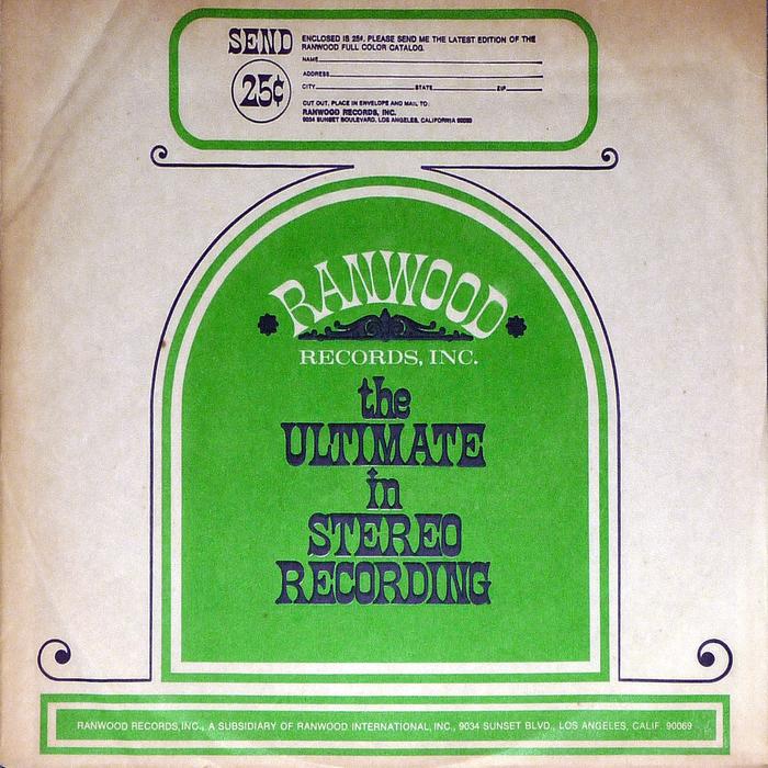 Ranwood Records logo 2