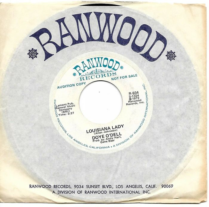 Ranwood Records logo 1