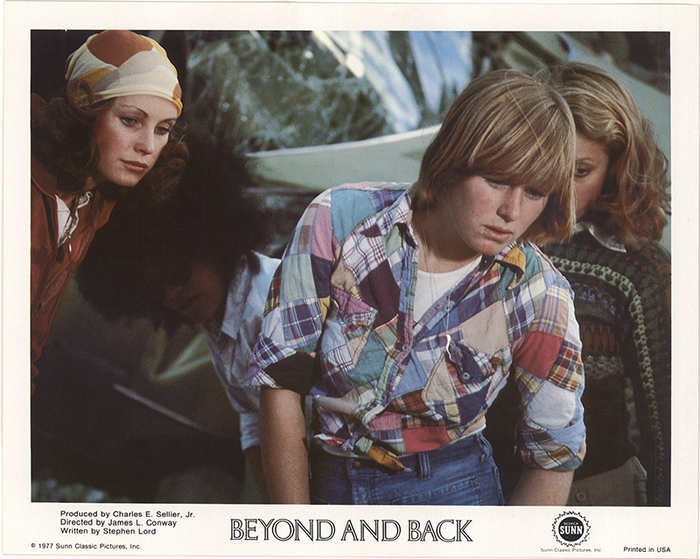 Beyond and Back 5