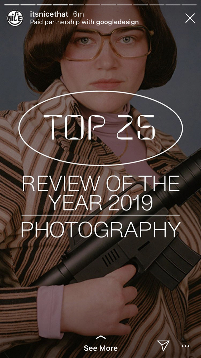 It's Nice That Review of the Year 2019 16