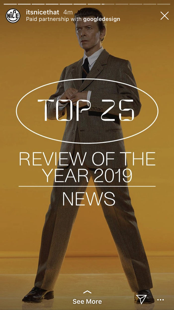 It's Nice That Review of the Year 2019 14