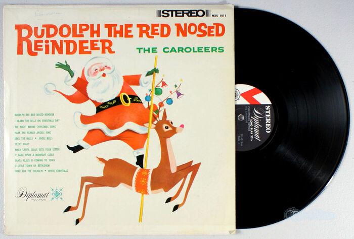 Diplomat Records, NXS 1011 (Stereo, 1959).