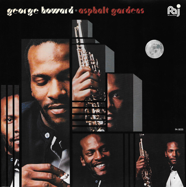 Asphalt Gardens – George Howard 1