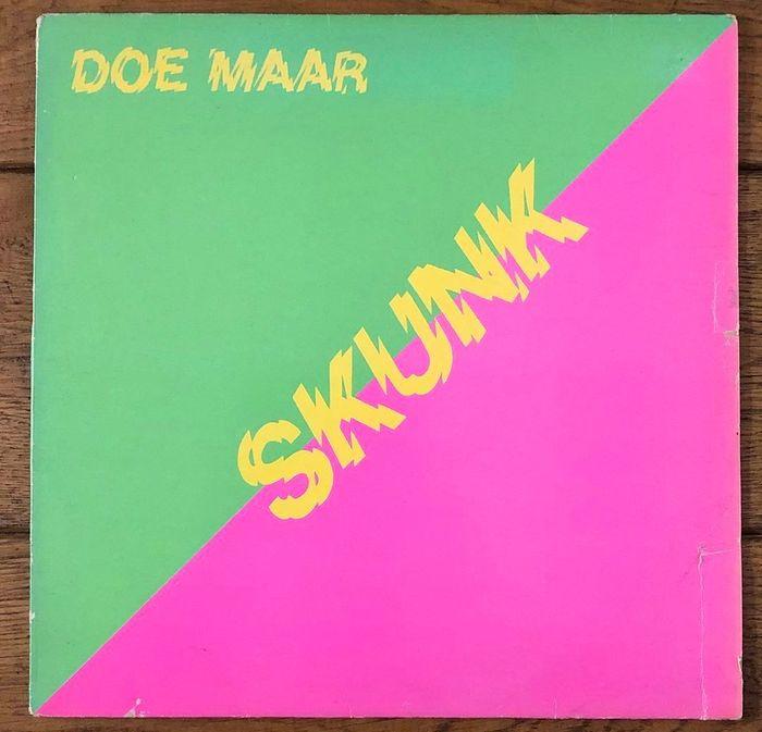 Doe Maar – Skunk album art 1