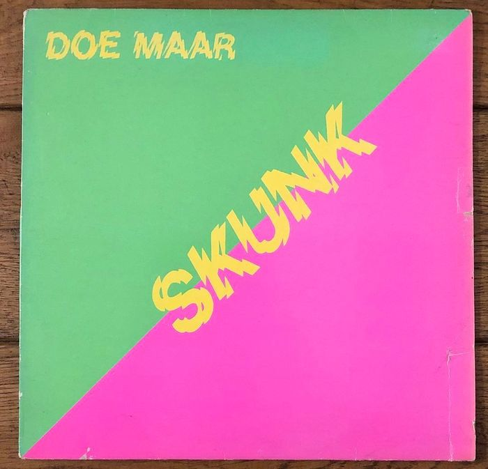 Doe Maar – Skunk album art 1