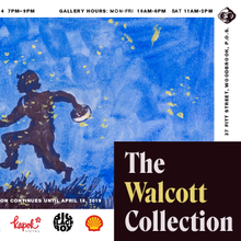 <cite>The Walcott Collection</cite> at Medulla Art Gallery
