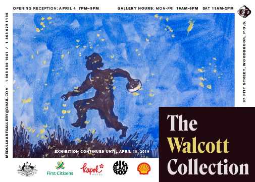 The Walcott Collection at Medulla Art Gallery 2