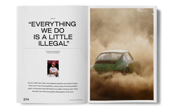 RE/CAP: Crazy about Porsche 15