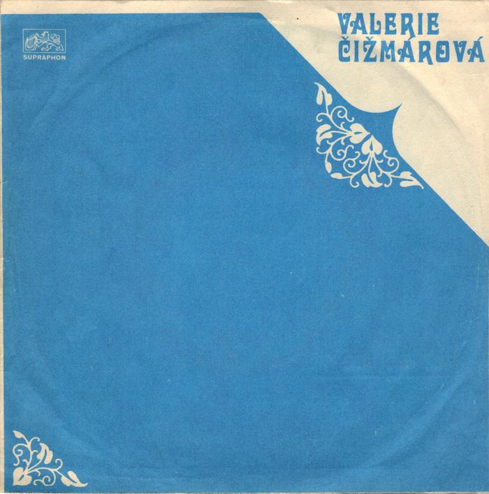 Valérie Čižmárová singles (Supraphon, 1971–1973) 3