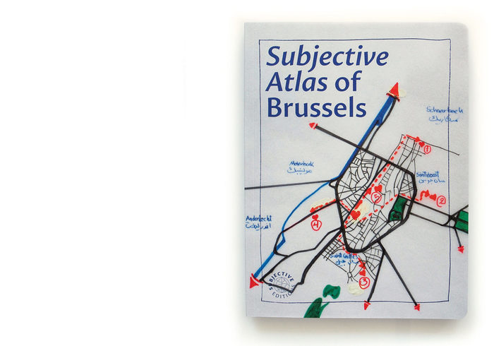Subjective Atlas of Brussels 1
