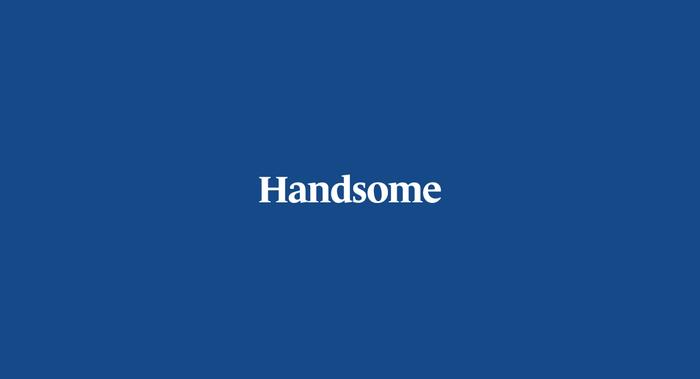 Handsome 1