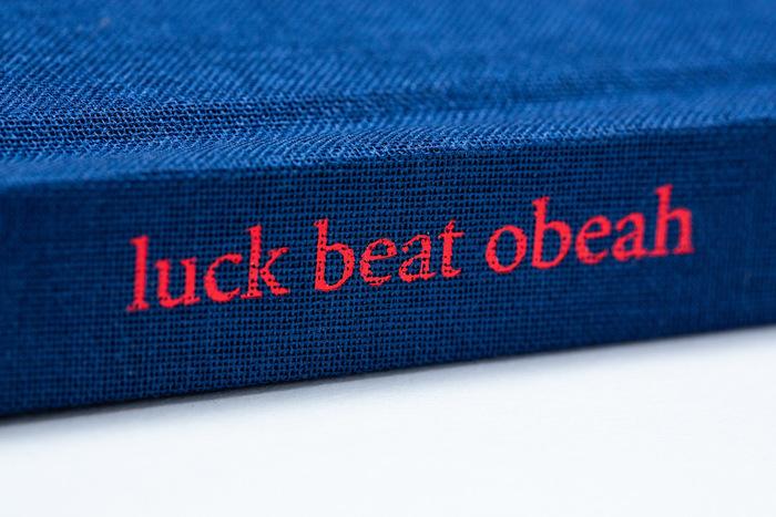A Memoir: Luck Beat Obeah 11