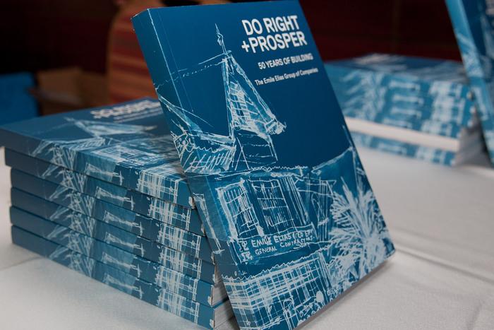 Do Right & Prosper: The Emile Elias Group of Companies 18