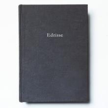 <cite>Edrisse: A Memoir</cite>