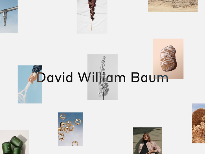 David William Baum 1