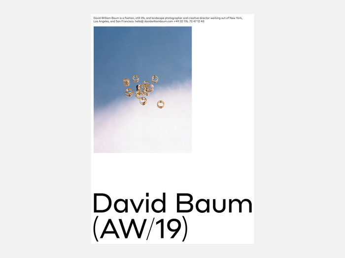 David William Baum 8